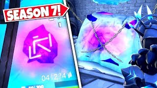 *NEW* POLAR PEAK ICE CHUNK ALMOST *FULLY MELTED* REVEALING ICE KINGS SECRET! SEASON 7 UPDATE!: BR