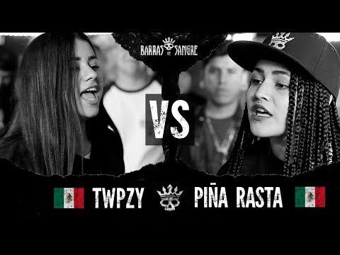 Barras De Sangre: TWPZY 🇲🇽 vs Piña Rasta 🇲🇽 [ Batallas Escritas ]