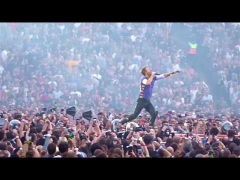 Coldplay - A Head Full of Dreams - Live - Croke Park - Dublin - July 8th 2017