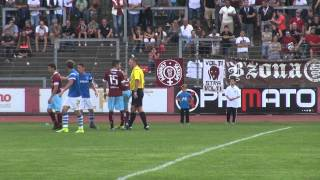 preview picture of video 'AC Bellinzona - Losone Sportiva (2 lega) 14.09.2014'