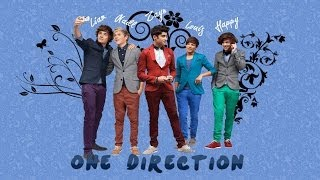 Special ONE DIRECTION Mix - By Reckiss