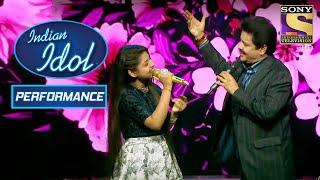 Udit जी ने Arunita को किया Stage पे Join!   Indian Idol Season 12