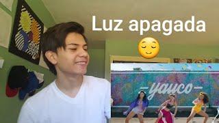 Ozuna - Luz Apaga feat. Lunay, Rauw Alejandro & Lyanno (Reaccion)