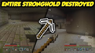 I destroyed an ENTIRE Stronghold For No Reason (It Took 14 hours)