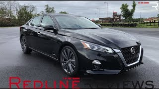 2019 Nissan Altima VC-Turbo – Watch Out Camry & Accord?
