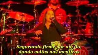 Dream Theater - Caught in a web ( Live in Chile ) - tradução português