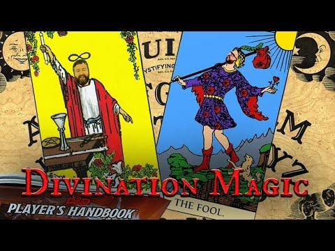 Download Divination Magic In 5e Dungeons Amp Dragons Video 3GP Mp4