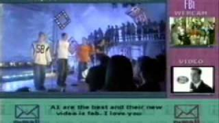 A1 - Ready Or Not (live) + Interview (2000).avi