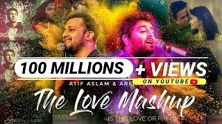 Best love mashup 2019 by Atif Aslam & Arijit Singh by 2 Alien mind