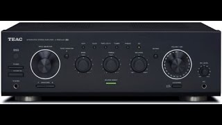 TEAC A-R650MKII: review