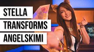 Stella Transforms AngelsKimi Highlights