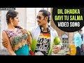 Tu Mere Liye Hyderabadi Movie Songs   Dil Dhadka Gayi Tu Salma Song   Hyderabadi Latest Comedy Films