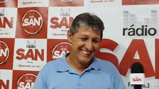 Entrevista com Vereador Edelano Rohers de Capitão