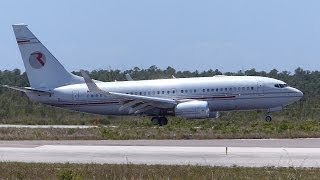 preview picture of video 'Town & Country Food Markets Inc 737-75V(BBJ) ~ Arrival'