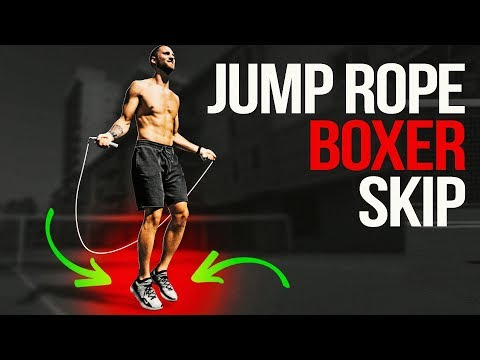 Jump Rope: Boxer Step