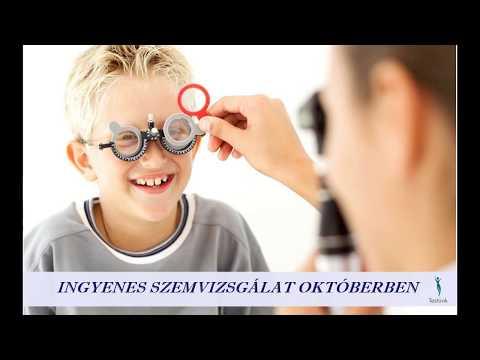 Asztigmatizmus myopia kezelése