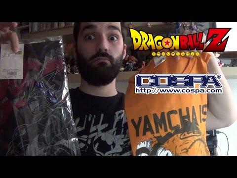 Dragon Ball Z | Camisetas Oficiales Japonesas by COSPA | Edición Limitada Narita Airport