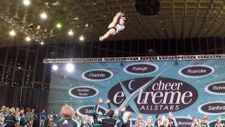 Cheer Extreme Coed Elite XEvolution 2015 WORLD CHAMPS!