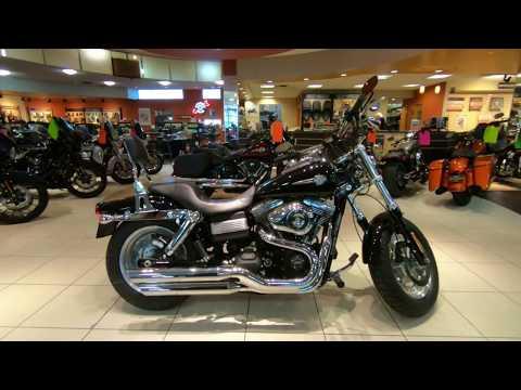 2012 Harley-Davidson® Dyna FXDF Fat Bob®