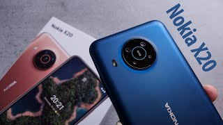 Nokia X20 - Unboxing and Features Explored!