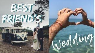 BEST FRIEND'S ITALIAN WEDDING | Travel Diary (sott ita)