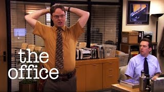 Dwight's Accidental Discharge  - The Office US