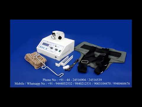 Electronic Cervical Machine