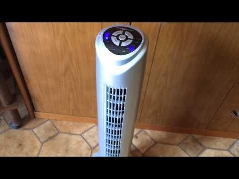 oneConcept Tower Blizzard RC Ventilatore a Torre