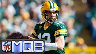 Aaron Rodgers was PERFECT and Lamar Jackson stole the spotlight | NFL Monday QB
