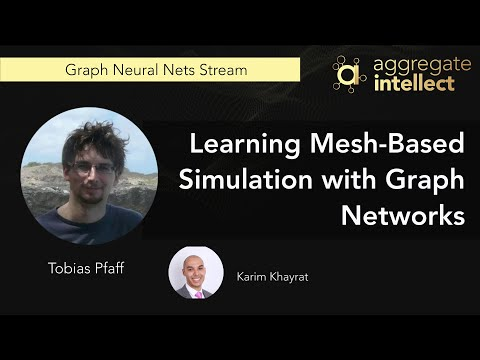 Learning Mesh-Based Simulation with Graph Networks