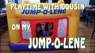 PLAYING JUMP-O-LENE