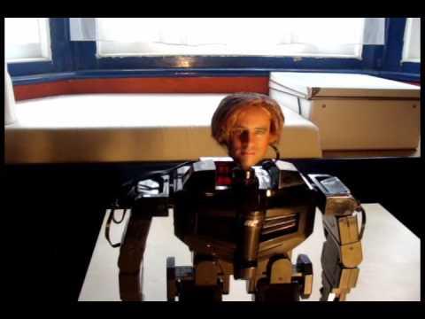 Order a MechRC Robot <em>With Your Face on It</em>