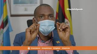 FRANK TUMWEBAZE SHORT DOC PATH & MINISTRY OF HEALTH