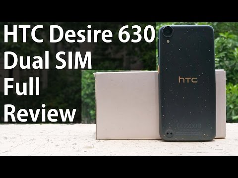 HTC Desire 630 Dual SIM Unboxing & Full Review with Camera test & Samples, Performance, Verdict