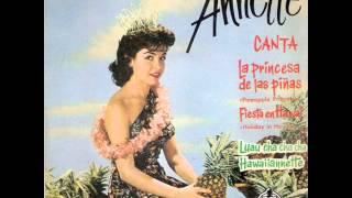 Annette Funicello - Pineapple Princess HQ
