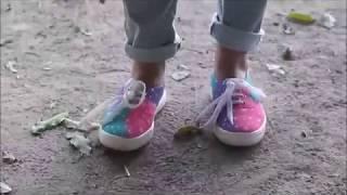 themadcaphippie X poshampa | shoes | fashion