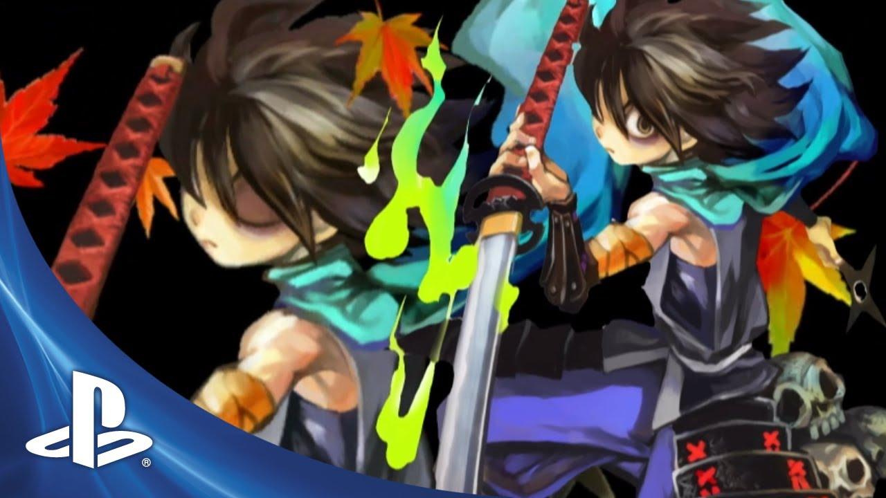 Muramasa Rebirth Out Today on PS Vita