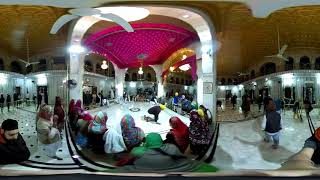 360 Degree Video of Gurdwara Shri Dukh Niwaran Sahib Patiala Every Friday Serve Sewa