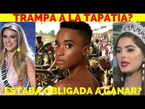 Experto en belleza revela porque Miss Sudafrica gano el Miss Universo 2019 (RESPUESTA GANADORA)
