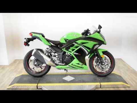 2014 Kawasaki Ninja® 300 ABS SE in Wauconda, Illinois
