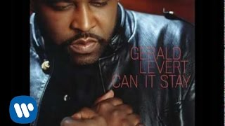 Gerald Levert - Can It Stay (Official Audio)