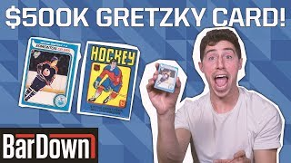 HOW HARD IS IT TO GET A $500K GRETZKY CARD?