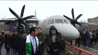 Украинский самолет без российских деталей: Раша, гуд бай! - Гражданская оборона, 07.11.2017