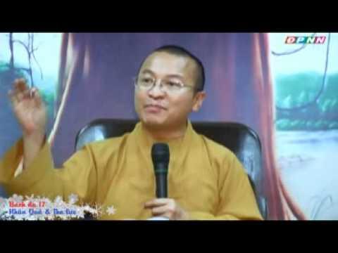 Kinh Bách Dụ 17 (Bài 77 - 81): Nhân quả và tha lực (04/12/2011)