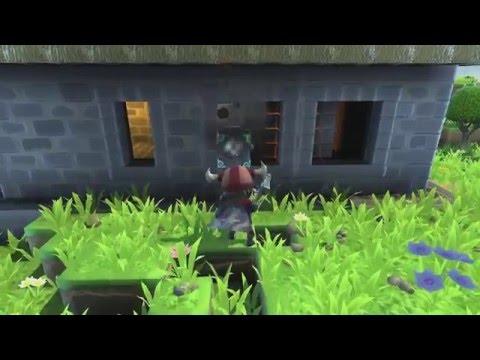 Trailer d'annonce de Portal Knights