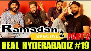 Real Hyderabadi #19 | Ramzan Special 2 | best Comedy Video | DJ Adnan Hyd | Abdul Razzak |