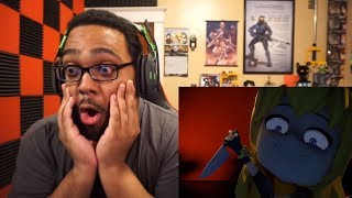 rwby caffeine scene reaction - TH-Clip