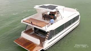 2018 Overblue 54 Ocean Going Houseboat