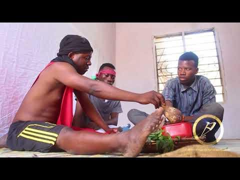 Mganga kutoka nkunya Na Mchaga masawe kutoka moshi