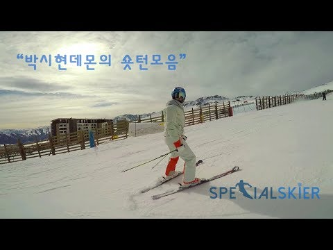 """Special Skier "" 박시현데몬의 숏턴영상 모음"